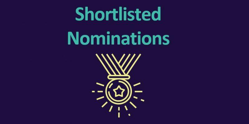 Shortlisted Nominations for WiN UK Awards 2021 Thumbnail